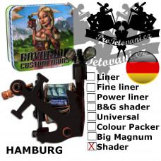 Professional coil machine Bavarian Custom Irons Hamburg Shader