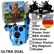 Professional coil machine Bavarian Custom Ultra Dial Shader