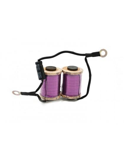 Cívky pro tetovací strojek 12wrap Purple