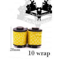 Coils for tattoo machine 10 wraps yellow hive
