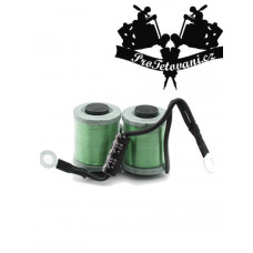 Coils for tattoo machine 12wrap Green