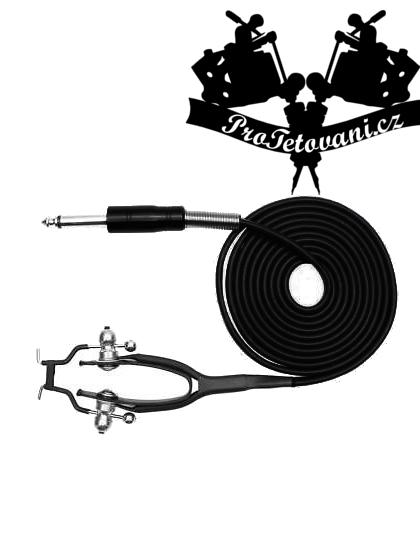 Clip cord pro tetovací strojky Royal Black