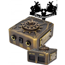 Brass tattoo power supply Cosmos II