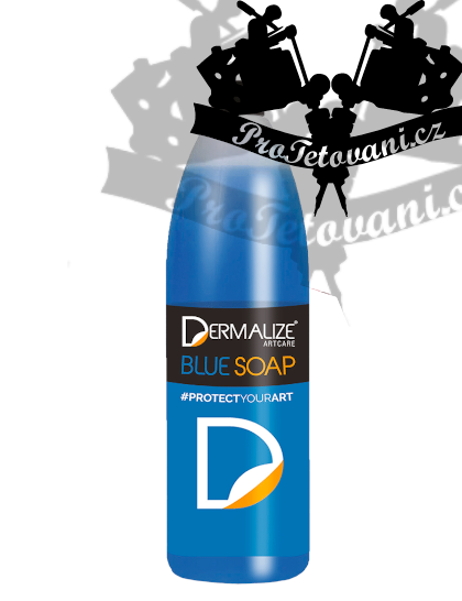 DERMALIZE Blue Soap na tetování 1l
