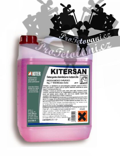Desinfekce Kitersan na plochy a  povrchy 3l Koncentrát