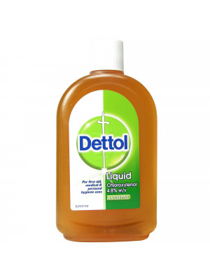 Dettol Antiseptic disinfection and carrier 2in1 500ml