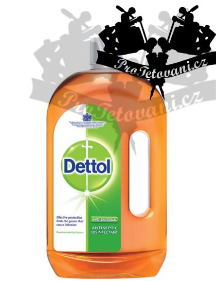 Dettol Antiseptická desinfekce a přenašeč 2v1 750 ml