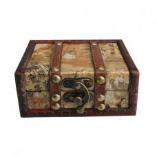 Wooden box for tattoo machine