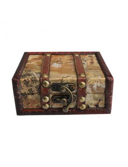 Dřevěná krabička na tetovací strojek