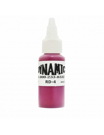 Dynamic ink Burgundy Red tetovací barva 30ml