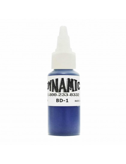 Dynamic ink Blue tetovací barva 30ml