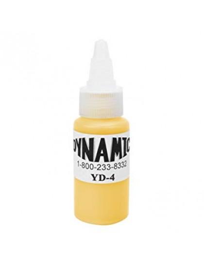 Dynamic ink Canary Yellow tetovací barva 30ml