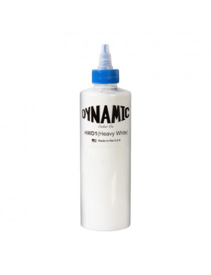Dynamic ink Heavy White tetovací barva 240ml