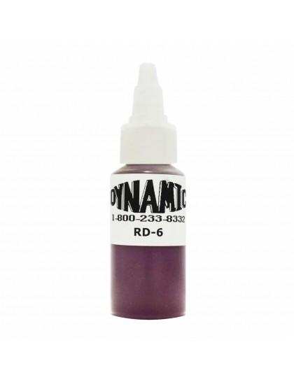 Dynamic ink Wine Red tetovací barva 30ml