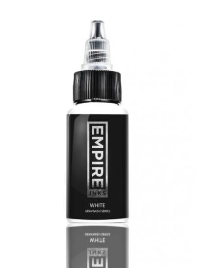 Empire Ink White 30ml tetovací barva