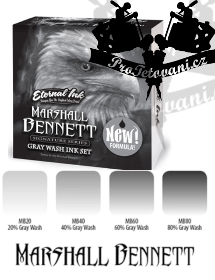 Eternal Gray wash set Marshall Bennett