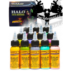 Eternal ink Set Halo for realistic tattoos 12 pcs