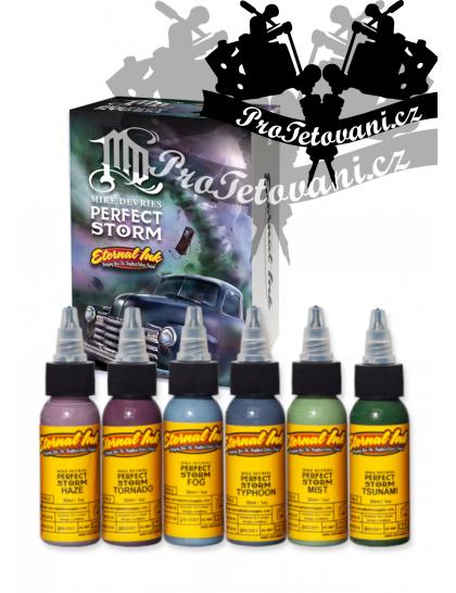 Eternal ink Set Mike DeVries Perfect Storm 6 ks
