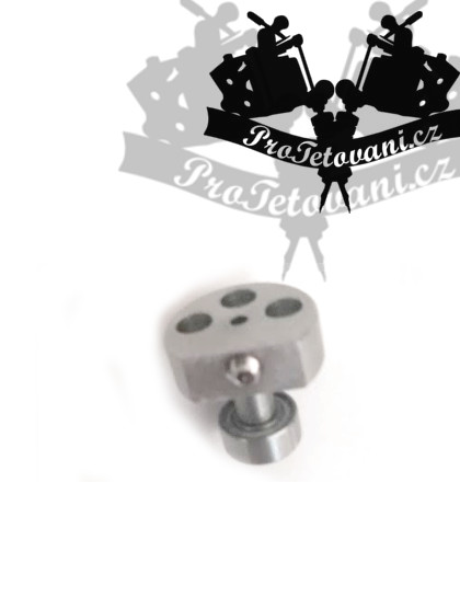 Excentr-osa motoru pro rotační strojky
