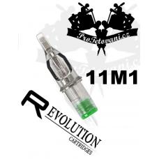 Tattoo cartridge EZ REVOLUTION 11M1