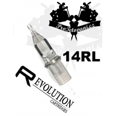Tattoo cartridge EZ REVOLUTION 14RL
