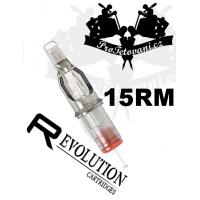 Tattoo cartridge EZ REVOLUTION 15RM