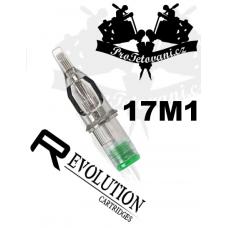 Tattoo cartridge EZ REVOLUTION 17M1