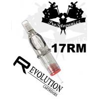 Tattoo cartridge EZ REVOLUTION 17RM