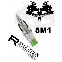Tattoo cartridge EZ REVOLUTION 5M1