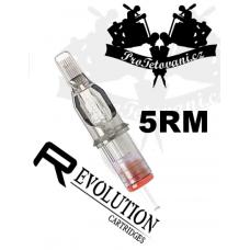 Tattoo cartridge EZ REVOLUTION 5RM