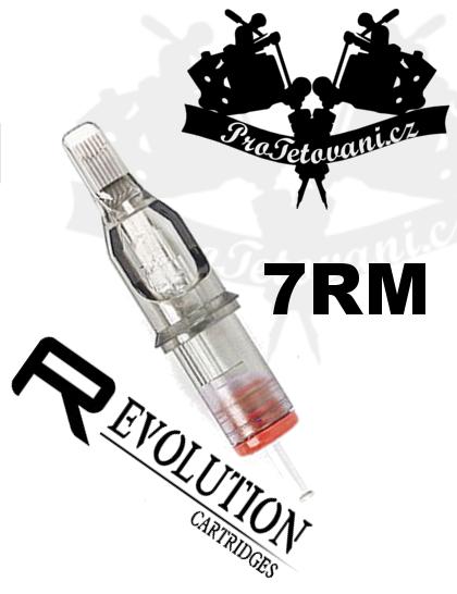 Tetovací cartridge EZ REVOLUTION 7RM