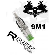 Tattoo cartridge EZ REVOLUTION 9M1