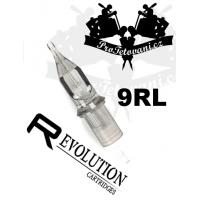 Tattoo cartridge EZ REVOLUTION 9RL