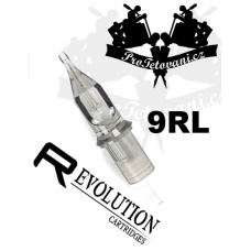 Tattoo cartridge EZ REVOLUTION 9RL