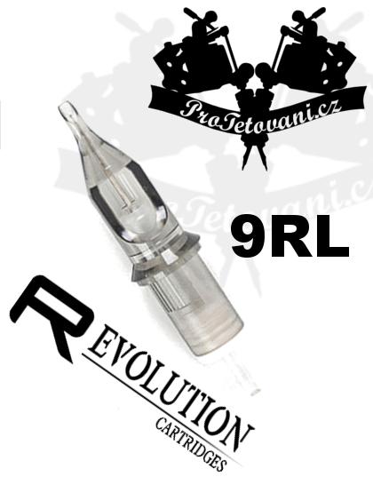 Tetovací cartridge EZ REVOLUTION 9RL