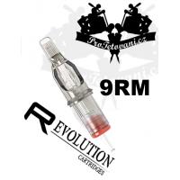 Tattoo cartridge EZ REVOLUTION 9RM