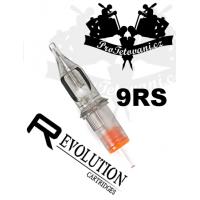 Tattoo cartridge EZ REVOLUTION 9RS