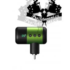 Portable power adapter Portex Battery Pack Gen 2 RCA Green