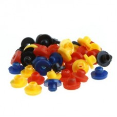 Grommets rubber bands for tattoo machines 30pcs