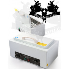 Hot air sterilizer for tattoo tools