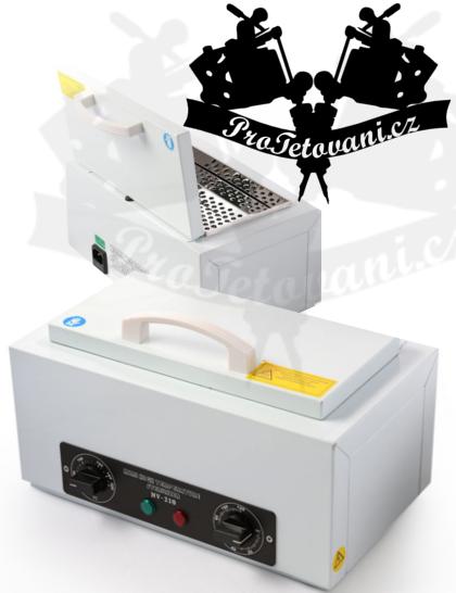 Horkovzdušný sterilizátor tetovacích nástrojů