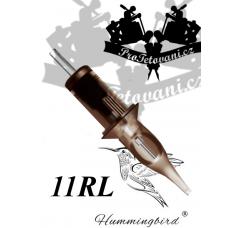 HUMMINGBIRD 11RL tattoo cartridge