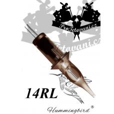 HUMMINGBIRD 14RL tattoo cartridge