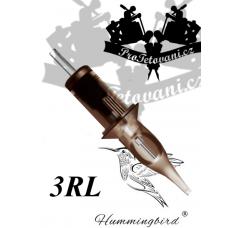 HUMMINGBIRD 3RL tattoo cartridge