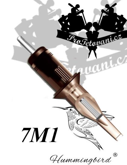 Tetovací cartridge HUMMINGBIRD 7M