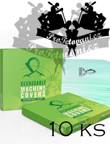 Biologicky rozložitelné obaly na tetovací strojky 10 ks