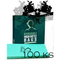 Biodegradable packages for a container with water or soap 100 pcs