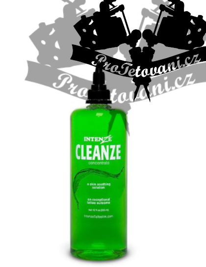 Čistící koncentrát Intenze Cleanze Concentrate 355 ml
