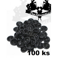Rubber sleeves for tattoo grips 100 pcs
