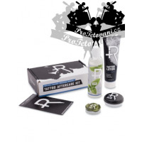 Complete set for tattoo care Recovery tattoo kit